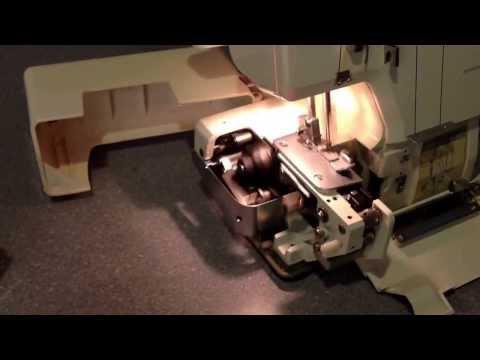 Mylock New Home 334D Serger Sewing Machine