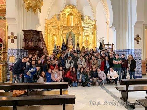 I Encuentro de Jóvenes Cofrades Celebrado en Isla Cristina