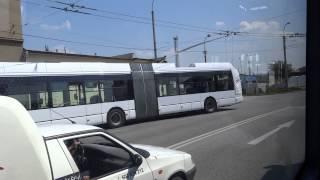 Ceske Budejovice Czech Republic  city pictures gallery : Ride on a trolley bus - Ceske Budejovice, Czech Republic