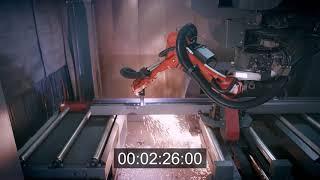 Voortman V808 Real Time Demo