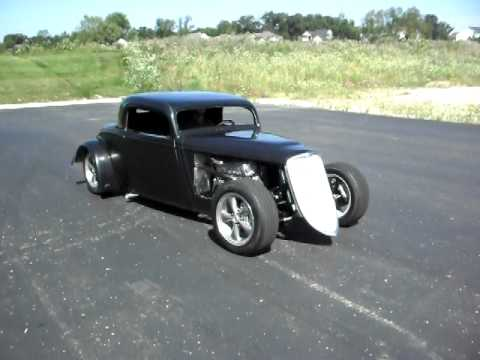 EEPod 33 Hot Rod First Full Body Drive