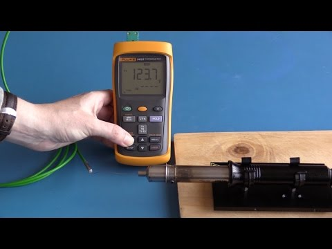 BSL010 Fluke 54 Series II B ThermoMeter