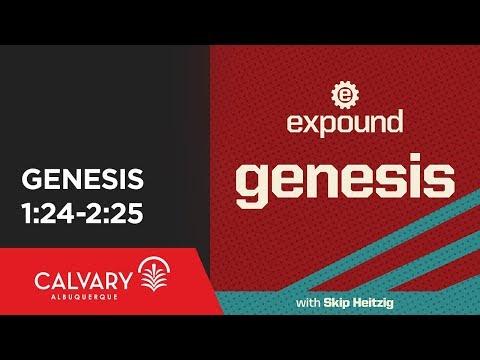 Genesis 1:24-2:25 - 2009 - Skip Heitzig