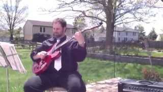 My Funny Valentine played by Paul Lingerman on a beautiful semi hollow body guitar, Epiphone es 335.