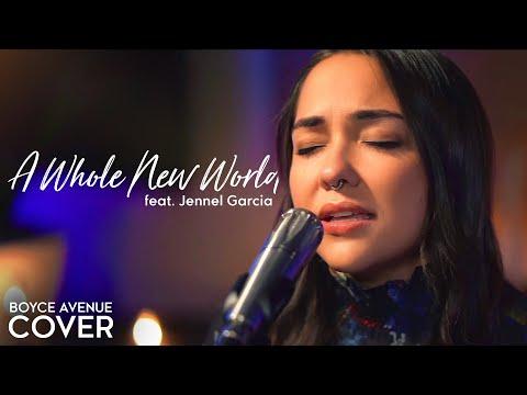 "Alan Menken  ""A Whole New World"" Cover by Boyce Avenue"