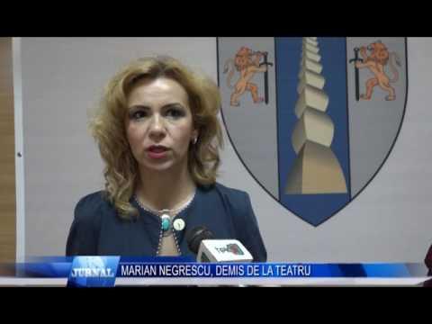 MARIAN NEGRESCU, DEMIS DE LA TEATRU