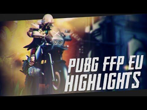 PUBG Highlights Moments / FFP EU
