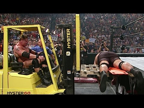 Brock Lesnar Vs. Big Show: Judgment Day 2003
