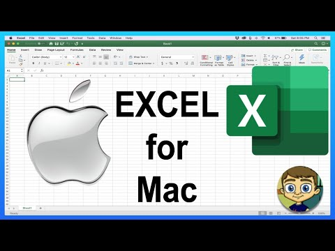 Beginner's Guide To Excel For Mac - 2018 Tutorial