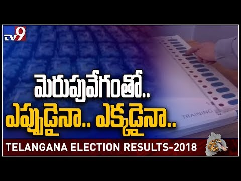 TRS, Congress, BJP leaders on Telangana election 2018 results