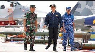 Video Hebat...2 Kali Jokowi gerakkan TNI buat 'gertak' Asing terobos Natuna MP3, 3GP, MP4, WEBM, AVI, FLV Juni 2019