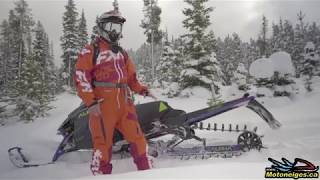 6. 2019 Arctic Cat M8000 Mountain Cat Alpha One