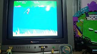 Jungle Hunt: Skill 1 (Colecovision Emulated) by omargeddon