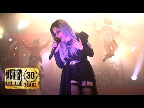 LACUNA COIL - Nothing Stands In Our Way (The 119 Show - OFFICIAL VIDEO)