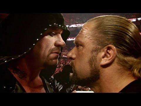 Undertaker vs. Triple H: