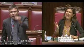 Video Alessandro Di Battista: QUESTA E' DAVVERO CLAMOROSA!!! MP3, 3GP, MP4, WEBM, AVI, FLV Juli 2018