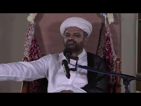 1440 AH – Ramadhan – 3 – Shab – Majlis
