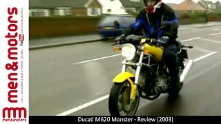 10. Ducati M620 Monster - Review (2003)