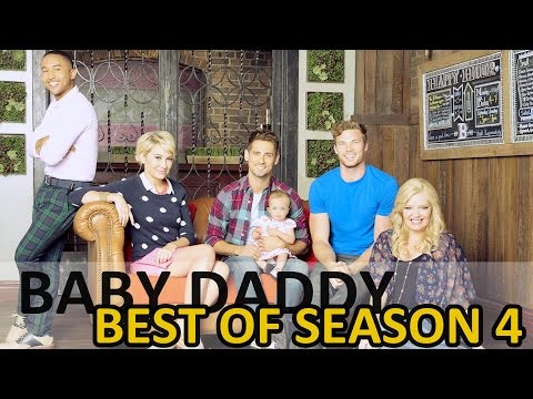 Baby Daddy: Best Of Season 4 {humor}