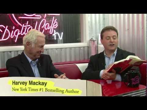 Job Searching Tips –  importance of having a library card?  Harvey Mackay Interview part 7