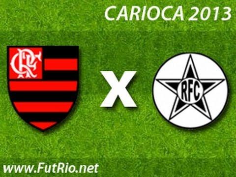 Carioca 2013 - Flamengo 2x3 Resende