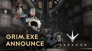 Обложка видео Трейлер «GRIM.exe»