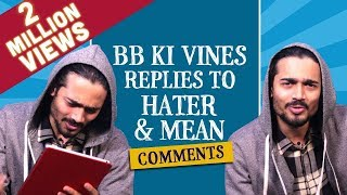 Video BB Ki Vines responds to mean comments | Bhuvan Bam | Sang Hoon Tere | Official Music Video MP3, 3GP, MP4, WEBM, AVI, FLV Oktober 2018