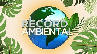 Record Ambiental: reciclagem de óleo é solução para reduzir descarte irregular