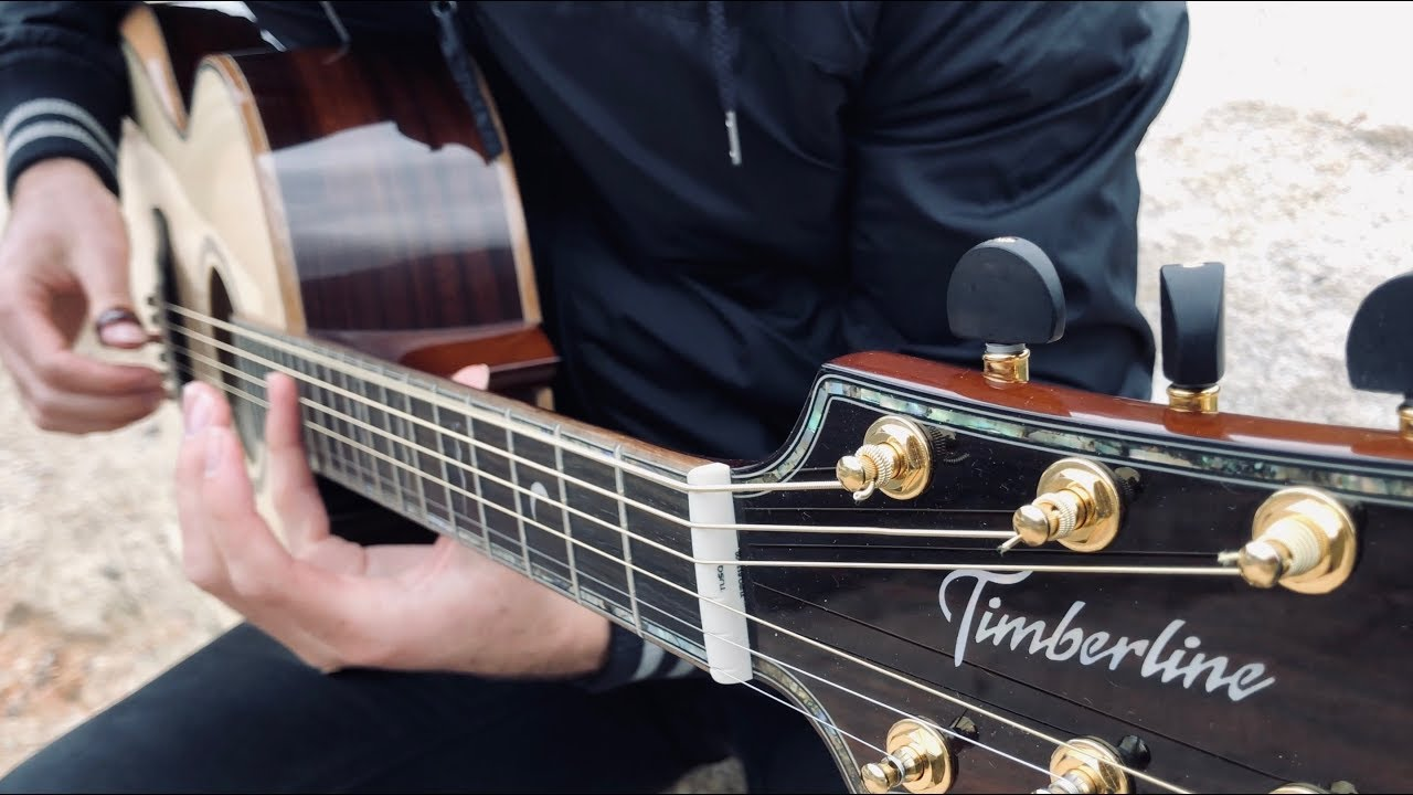 Sounds of the Wild – Acoustic Fingerstyle Guitar – Jamie Dupuis