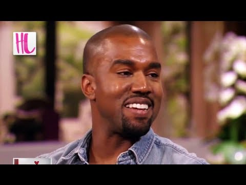 Kanye West Reveals First Pic Of Baby North West On 'Kris' Show Finale