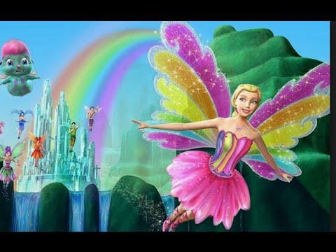 Barbie Fairytopia Magic of the Rainbow animation