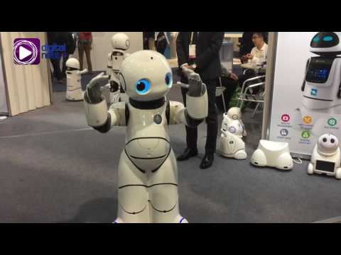 CES 2017  Robotics