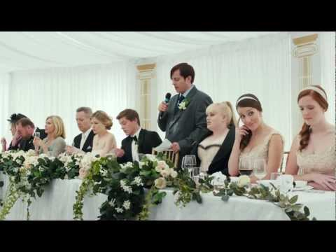 Worst Best Man Speech Ever 'censored' - A Few Best Men