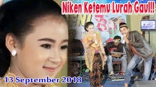 Video Niken Salindry Pethuk Lurah Gaul!! 13 September 2018 MP3, 3GP, MP4, WEBM, AVI, FLV November 2018