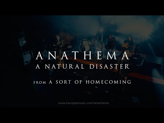 Anathema A Natural Disaster Full Album