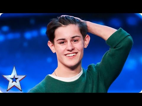 Singer-songwriter Reuben Gray does his dad proud | Auditions Week 2 | Britain's Got Talent 2017 - Thời lượng: 7:29.