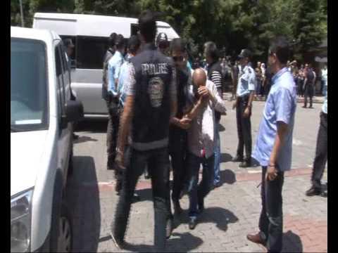 Taciz iddiasına 6 tutuklama