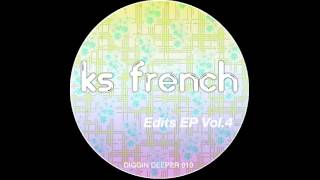 Buy on : http://www.junodownload.com/products/ks-french-edits-ep-vol-4/2383841-02/ Ks French on Soundcloud...