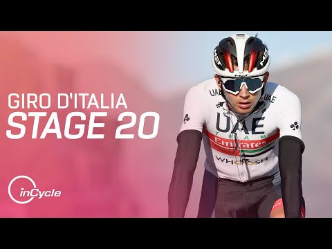 Giro d'Italia 2020 | Stage 20 Highlights | inCycle