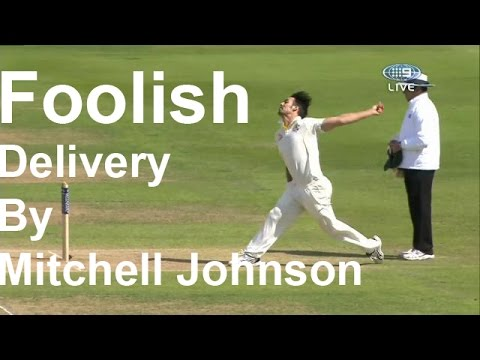 Video Mitchell Johnson's Foolish behaviour download in MP3, 3GP, MP4, WEBM, AVI, FLV January 2017
