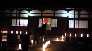興禅寺1・除夜の鐘つき (梶原景時公顕彰会)