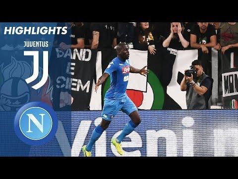 Juventus 0-1 Napoli    Highlights   Giornata 34   Serie A TIM 2017/18