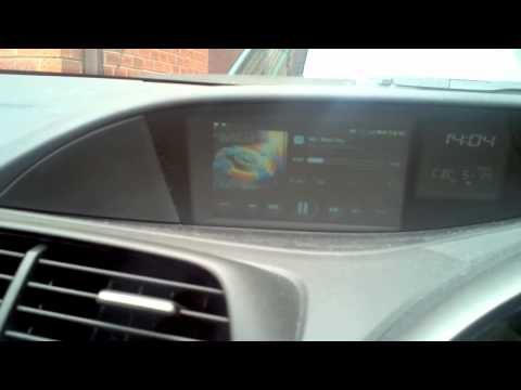 Video of Bluetooth Media Control