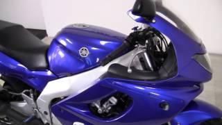 5. 2006 Yamaha YZF600