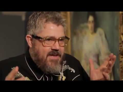 Phill Jupitus on John Singer Sargent's 'Lady Agnew of Lochnaw'