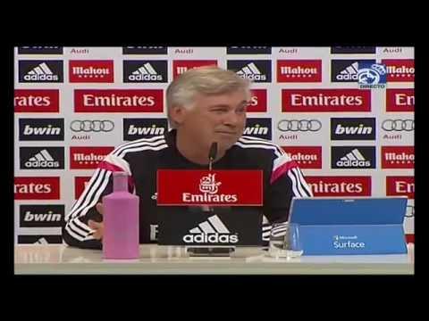 madrid - Carlo Ancelotti compareció en la sala de prensa de la Ciudad Real Madrid el día previo al Clásico. El técnico italiano analizó el encuentro de este sábado frente al Barcelona en el estadio...