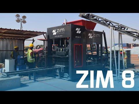 ZIM 8 AFRICAN