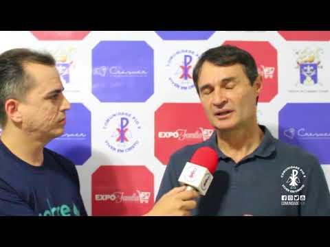 Entrevista com o Prefeito Romero Rodrigues durante o Crescer 2018