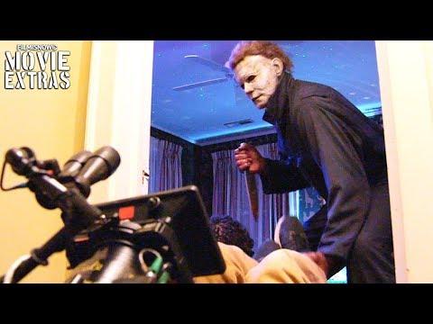 HALLOWEEN (2018)   Behind the Scenes of Horror Cult Movie