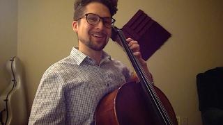 "Improve Posture with ""The Cello Sandwich"""